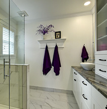 award winning Kelowna bathroom reno